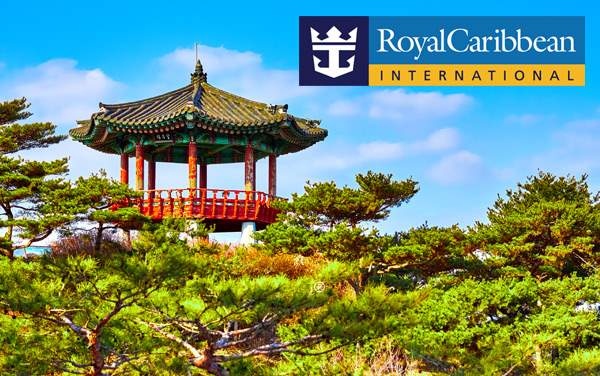 Royal Caribbean Asia cruises from $321*