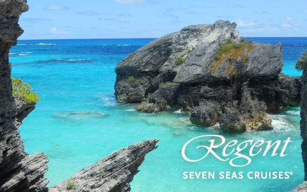 Regent Seven Seas Bermuda cruises from $3,699*