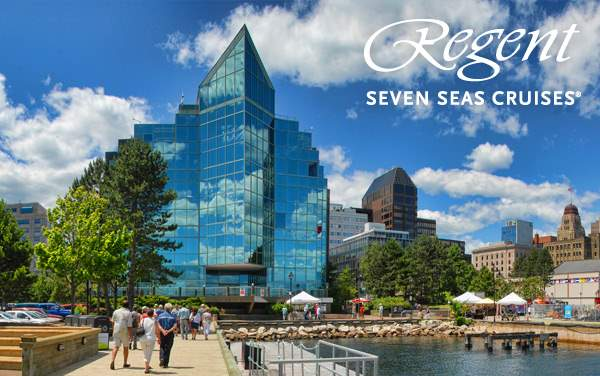 Regent Seven Seas Canada & New England cruises from $7,399*
