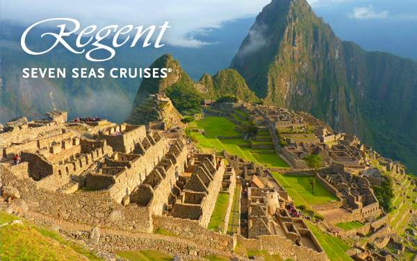 Regent Seven Seas South America cruises from $8,799*