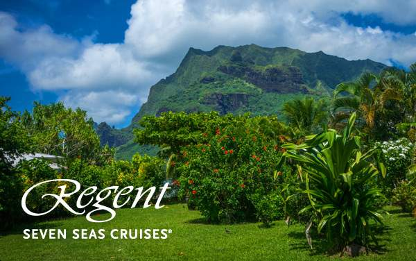 Regent Seven Seas South Pacific & Tahiti cruises from $10,499*