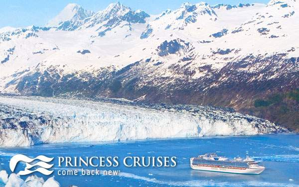 Princess Alaska cruises from $599*