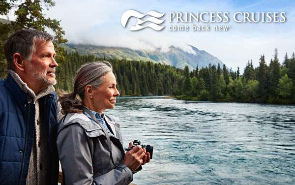 Princess Alaska cruise tours from $714*