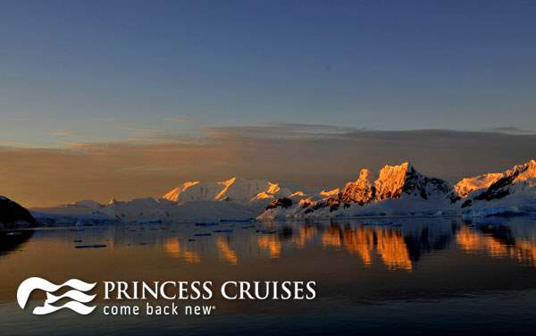 Princess Antarctica cruises from $2,599*