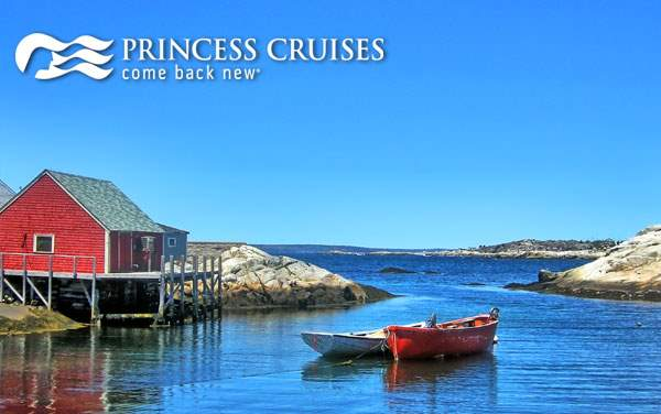 Princess Canada & New England cruises from $449*