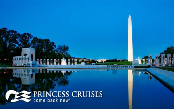 Princess Canada & New England cruise tours from $2,729*
