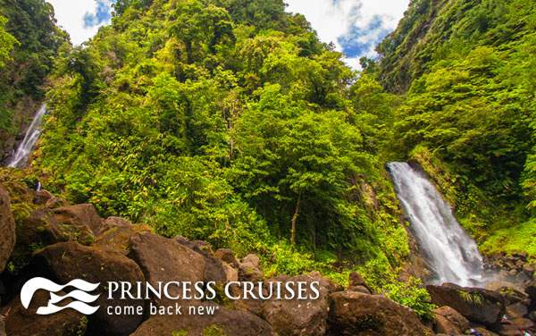 Princess Caribbean cruises from $899*