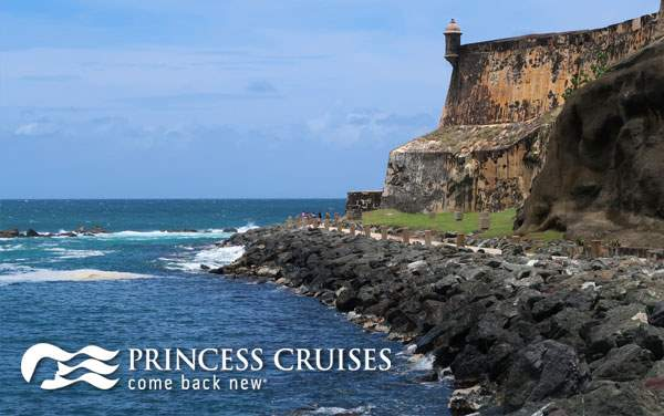 Princess Eastern Caribbean cruises from $349*