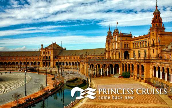 Princess Europe cruises from $799*