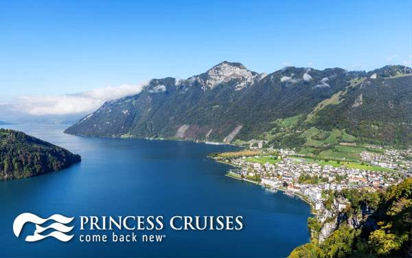 Princess Europe cruise tours from $3,814*
