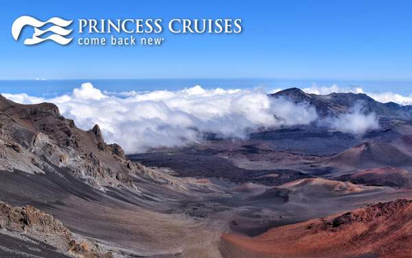 Princess Hawaii cruises from $1,238*