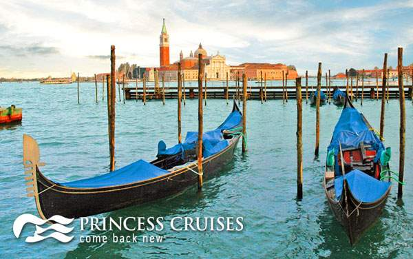 Princess Mediterranean cruises from $989*