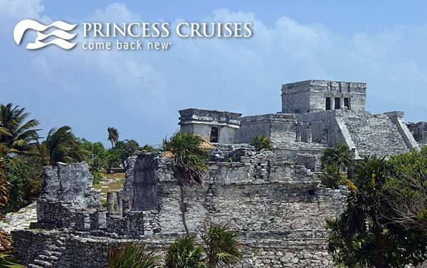 Princess Mexican Riviera cruises from $418*