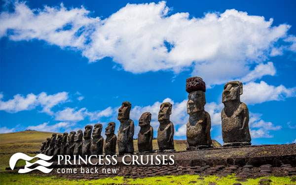 Princess South America cruises from $1,579*
