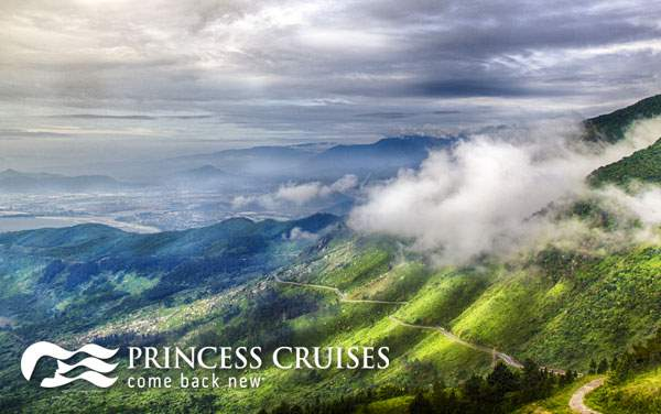 Princess Southeast Asia cruises from $399*