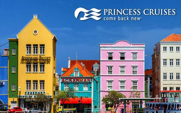 Princess Southern Caribbean cruises from $829*