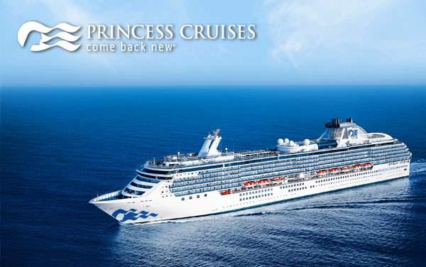 Princess Transatlantic cruises from $1,159*