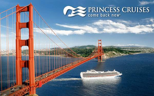 Princess Transpacific cruises