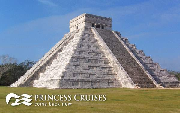 Princess Western Caribbean cruises from $539*