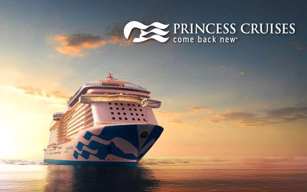 Princess World cruises from $1,999*