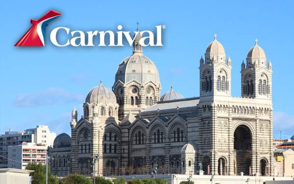 Carnival Europe cruises from $729*