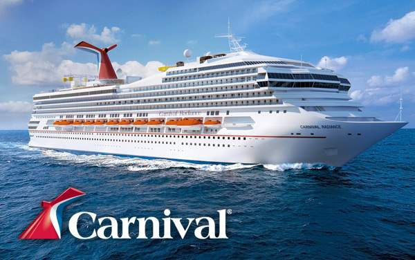 Carnival Transatlantic cruises from $849*