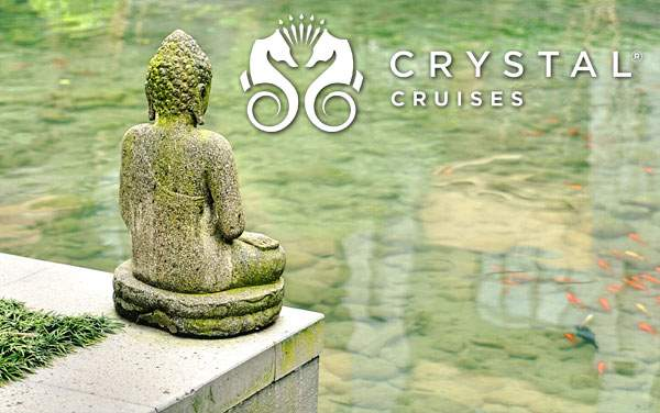 Crystal China cruises from $5,249*
