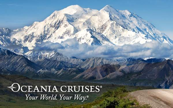 Oceania Alaska cruises from $1,599*