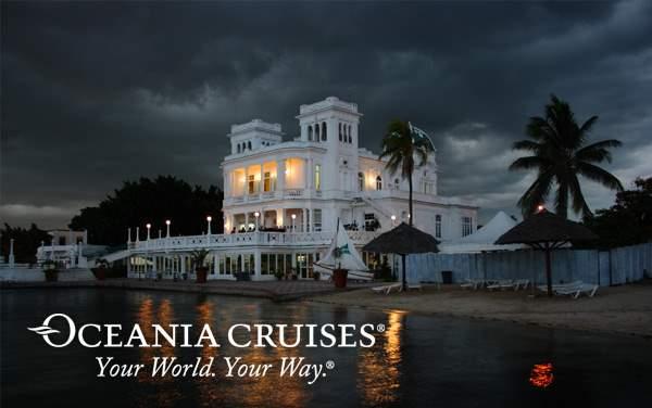 Oceania Cuba cruises from $1,399*