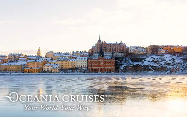 Oceania Northern Europe cruises from $1,899*