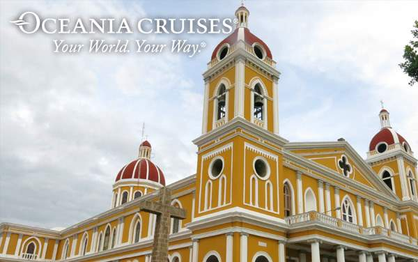 Oceania Panama Canal cruises from $2,649*