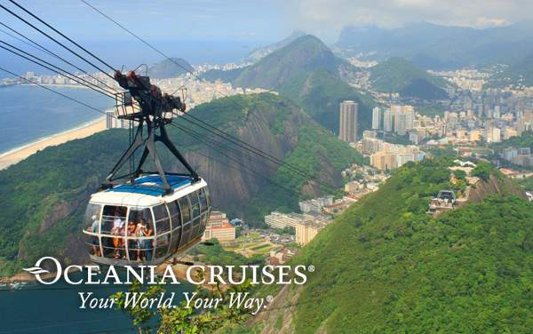 Oceania South America cruises from $2,099*