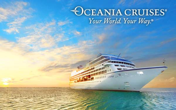 Oceania World cruises from $2,899*