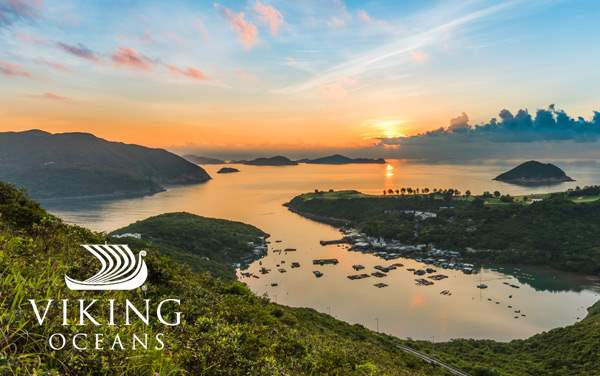 Viking Ocean Asia cruises from $4,099*