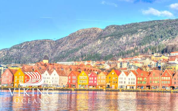 Viking Ocean Northern Europe cruises from $3,599*