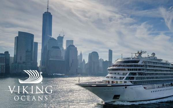 Viking Ocean Transatlantic cruises from $2,299*