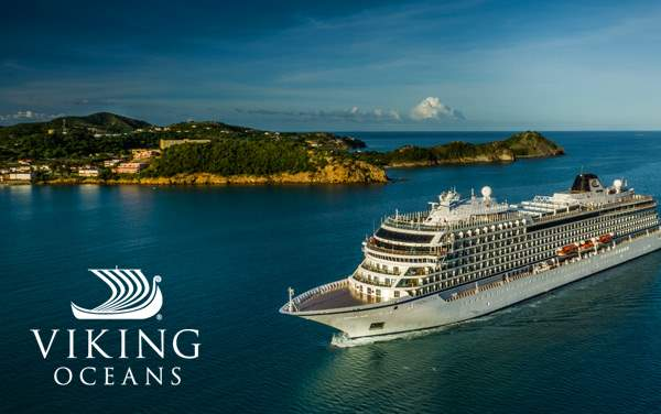 Viking Ocean World cruises from $17,399*