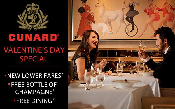 Cunard Valentine