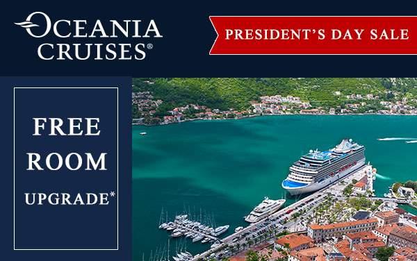 Oceania Cruises: President