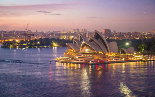 Australia/New Zealand Cruisetours from $4,959*