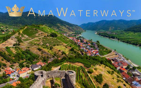 AmaWaterways Europe river cruises from $2,138*