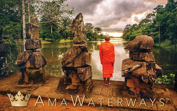 AmaWaterways Southeast Asia river cruises from $1,155*