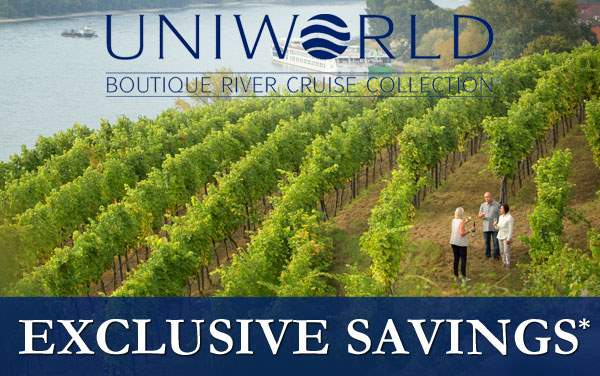 Uniworld: Exclusive Savings for 2019*