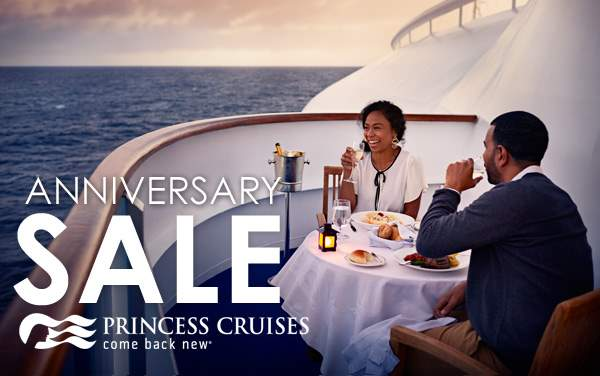 Princess Cruises: Up to $800 Onboard Credit and...
