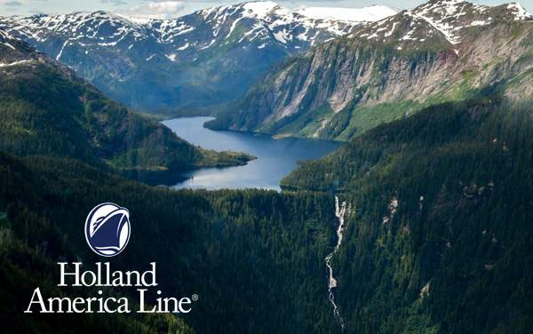 Holland America Alaska Cruise tours from $1,049*