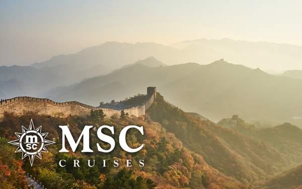 MSC Cruises China cruises