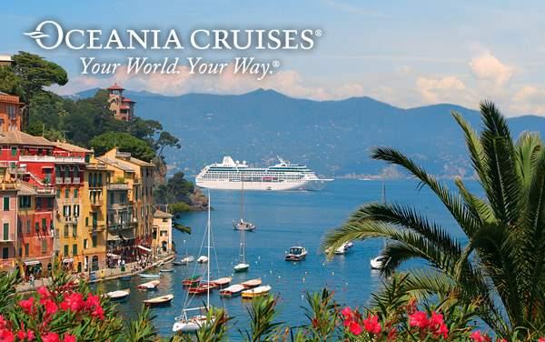 Oceania Cruises Transatlantic cruises from $1,899*