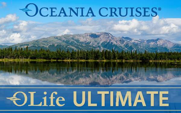 Oceania Cruises: Free Drinks, Free Excursions...