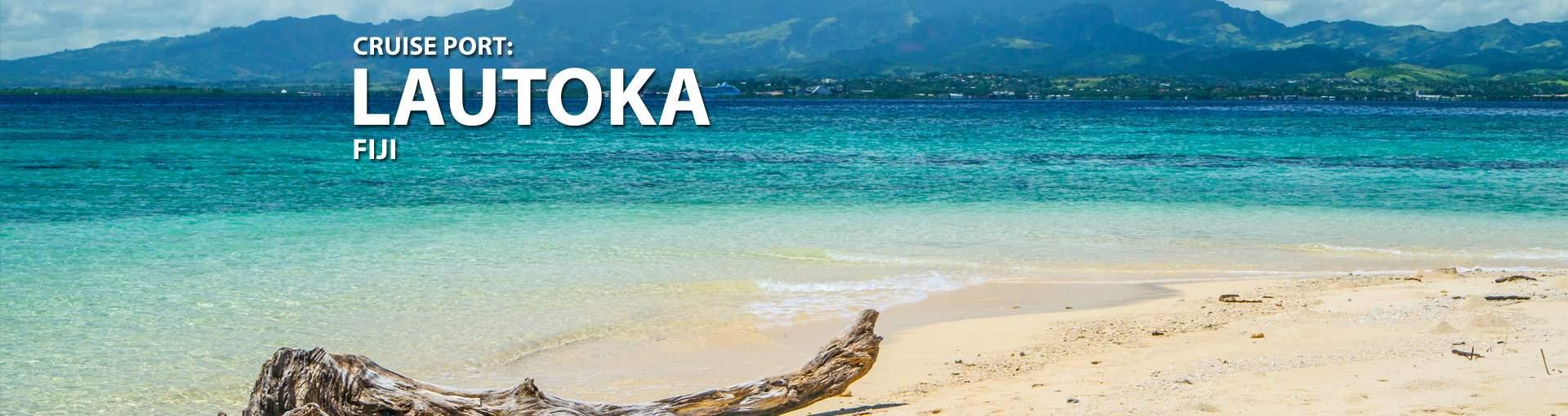 Cruises from Lautoka, Fiji