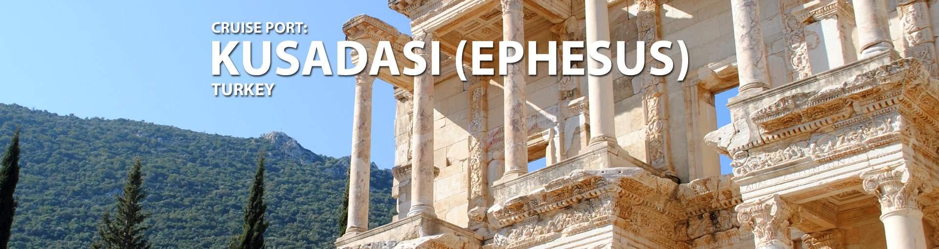Cruises to Kusadasi (Ephesus), Turkey